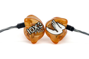 Jerry Harvey JH10x3-2 In Ear Monitors at Musician Monitors of NY
