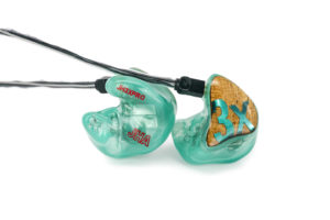 Jerry Harvey JH3X-1 In Ear Monitors at Musician Monitors of NY