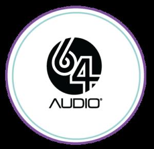 64 Audio Musician Monitors of NY