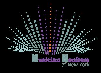Musician Monitors of NY Logo