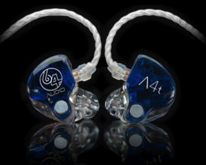 Musician Monitors of NY new 64 Audio A4t