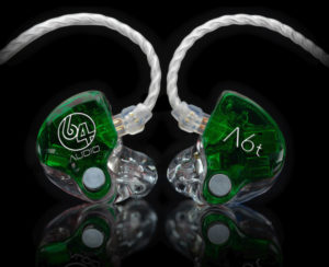 Musician Monitors of NY new A6t from 64 Audio