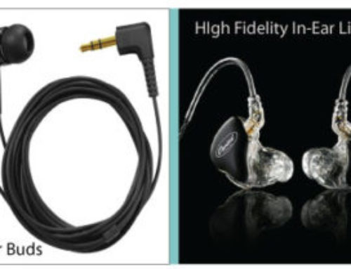 Why Invest in In-Ear Monitors?