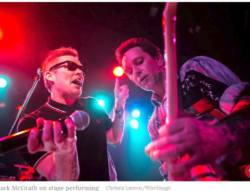 Mark McGrath Shares Why You Need In-Ear Monitors