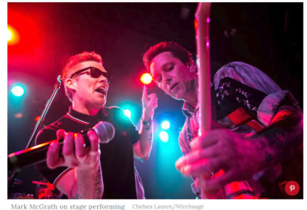 Musician Monitors of NY discusses why Mark McGrath not wearing In-Ear Monitors is so detrimental to your hearing health
